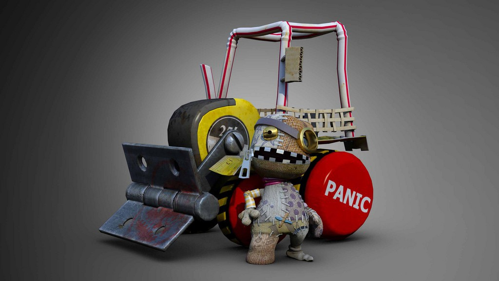 Artwork4 de LittleBigPlanet Karting