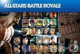 Artwork4 de PlayStation All-Stars Battle Royale