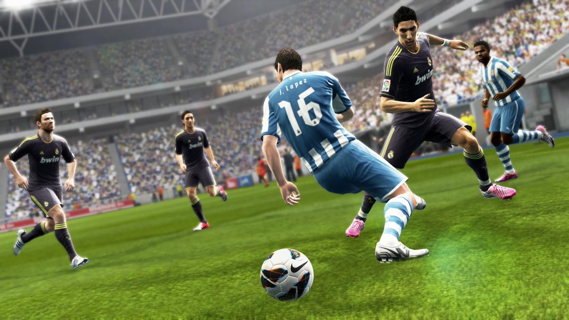 Image24 de Pro Evolution Soccer 2013