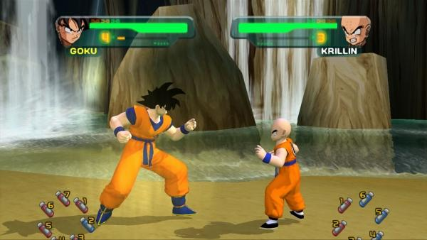 Image16 de Dragon Ball Z Budokai HD Collection