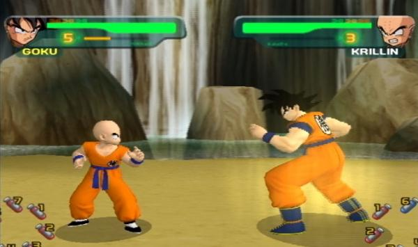Image15 de Dragon Ball Z Budokai HD Collection