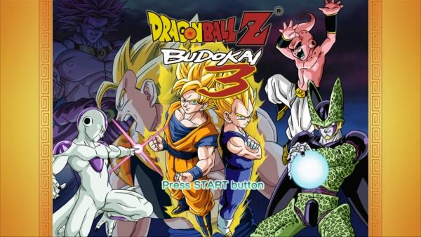 Image36 de Dragon Ball Z Budokai HD Collection