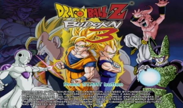 Image35 de Dragon Ball Z Budokai HD Collection