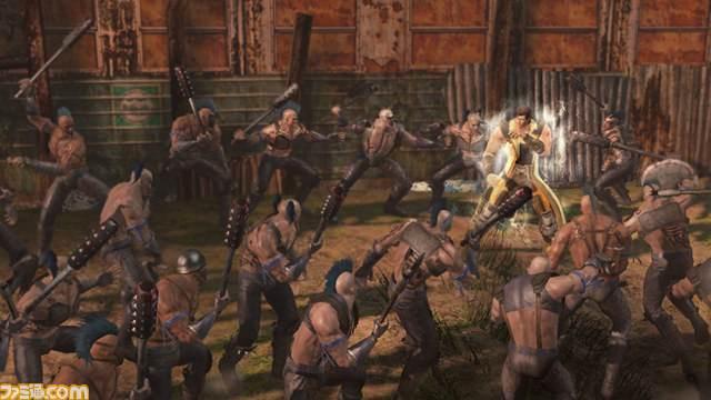 Image1 de Fist of The North Star : Ken's Rage 2