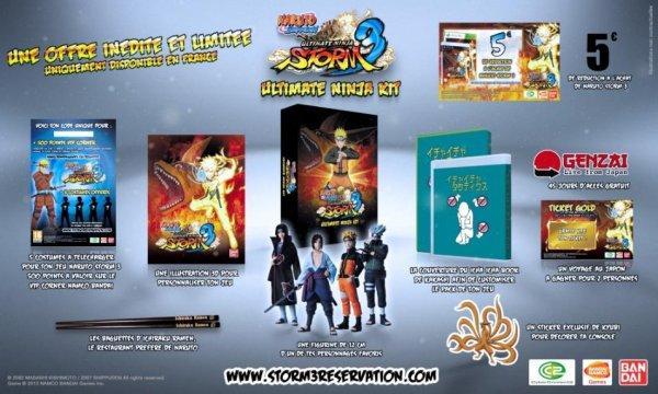 Naruto Shippuden : Ultimate Ninja Storm 3 - 4