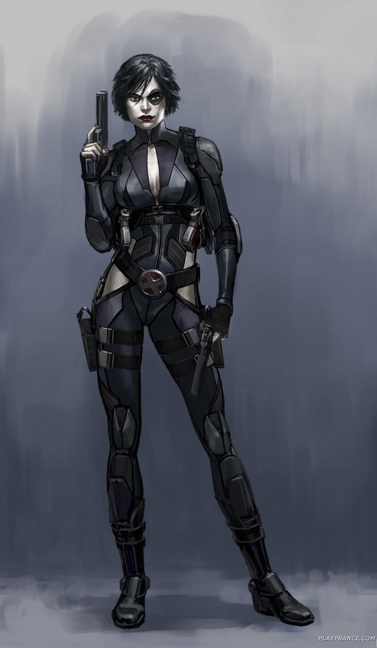 Artwork2 de Deadpool