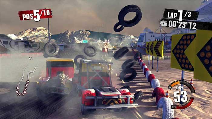 Images de Truck Racer sur PS3 sur PlayFrance