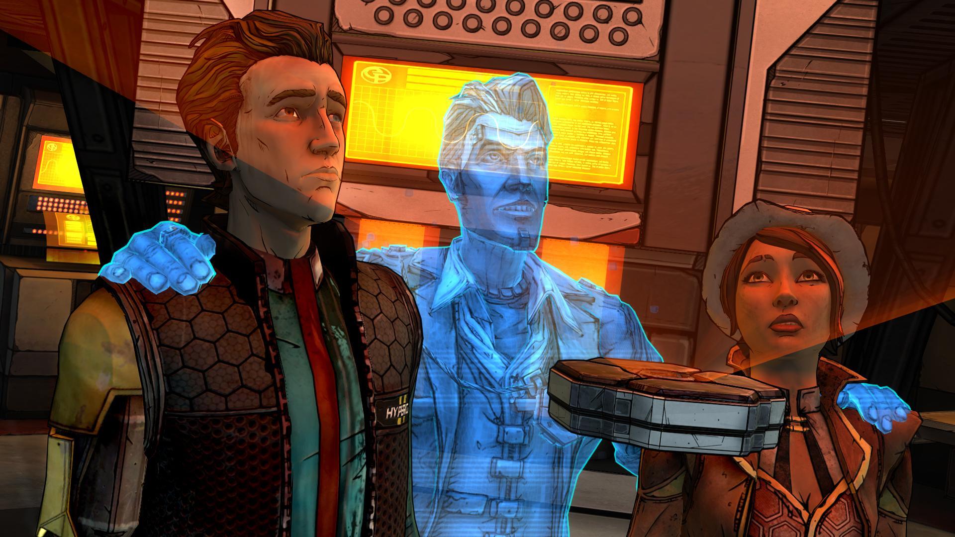 Image 18 de Tales From The Borderlands sur PS3 sur PlayFrance