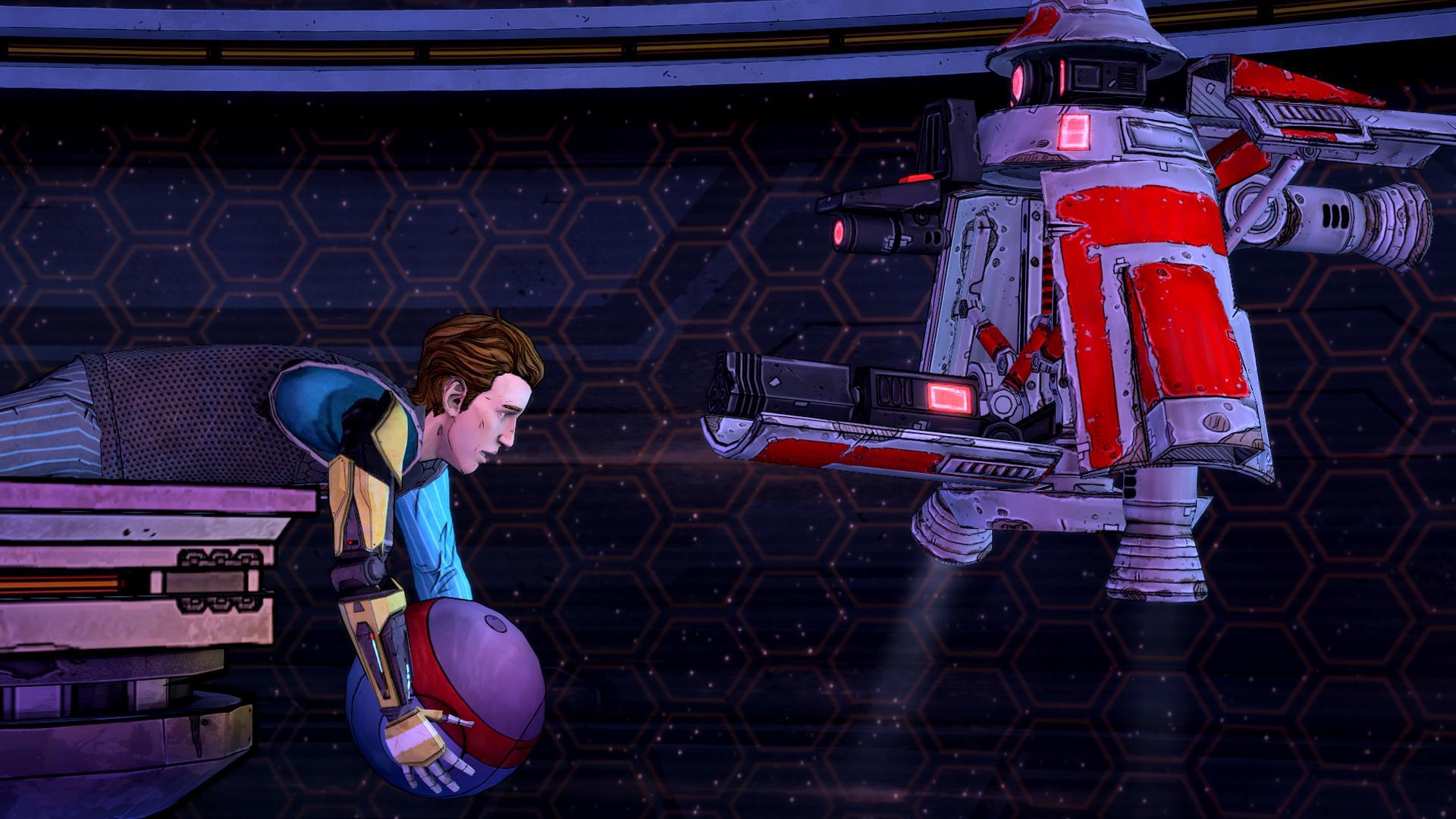 Image 19 de Tales From The Borderlands sur PS3 sur PlayFrance