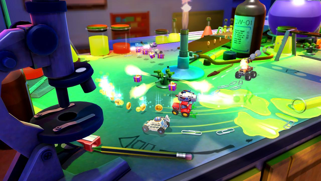Image 8 de Toybox Turbos sur PS3 sur PlayFrance