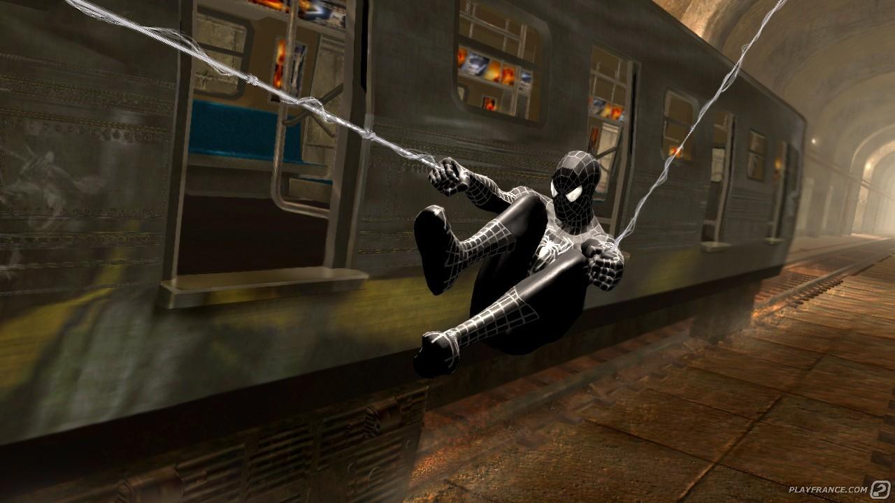 image 12 sur 14 de spider man 3 sur ps3