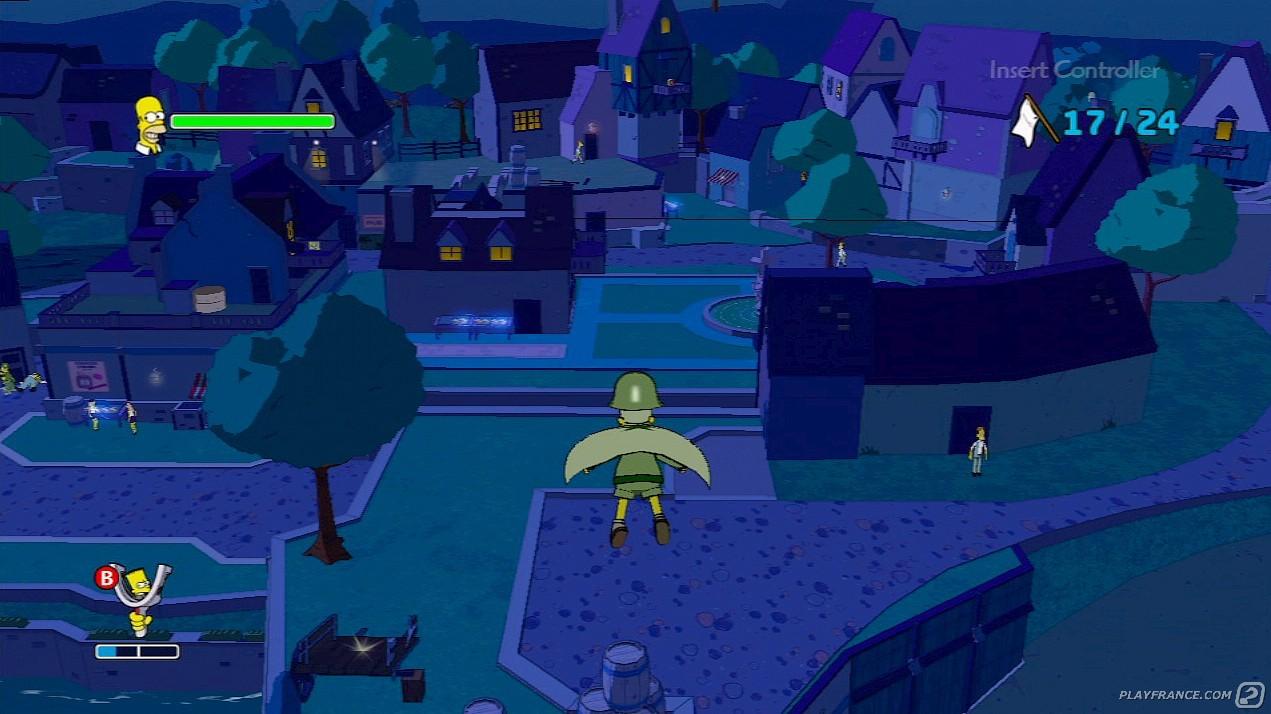 Image10 de Les Simpson : Le Jeu