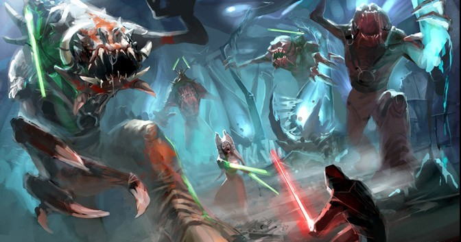 Artwork24 de Star Wars : Le Pouvoir de la Force