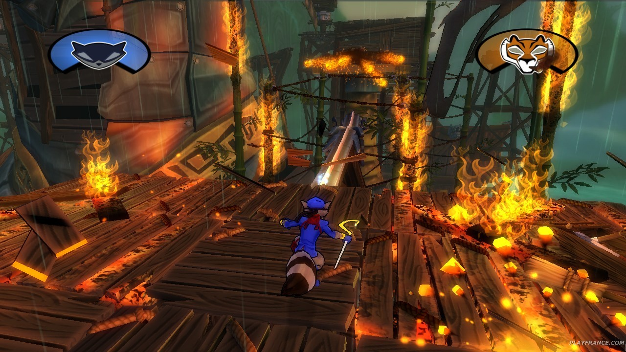 Image1 de Sly Cooper : Thieves in Time