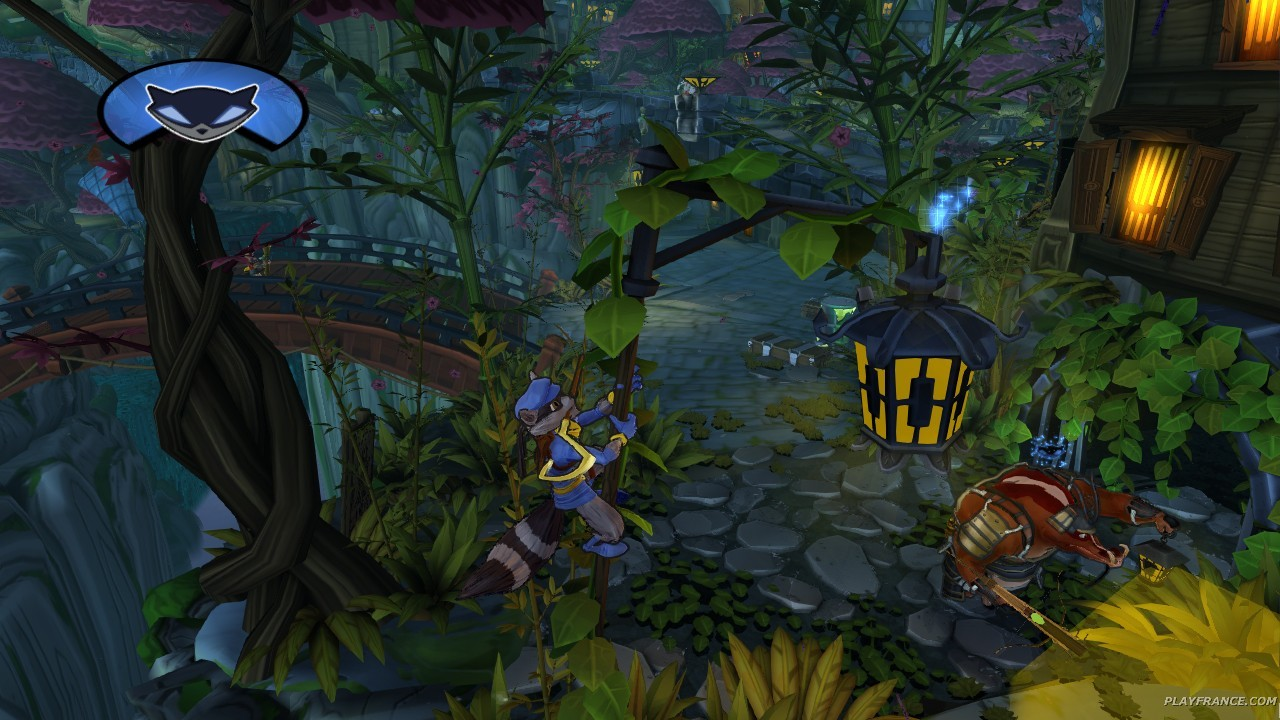 Image11 de Sly Cooper : Thieves in Time