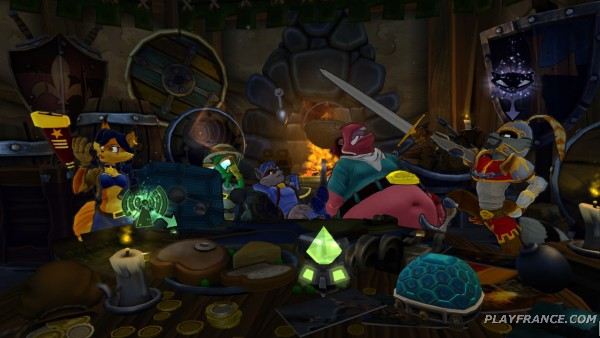 Image28 de Sly Cooper : Thieves in Time