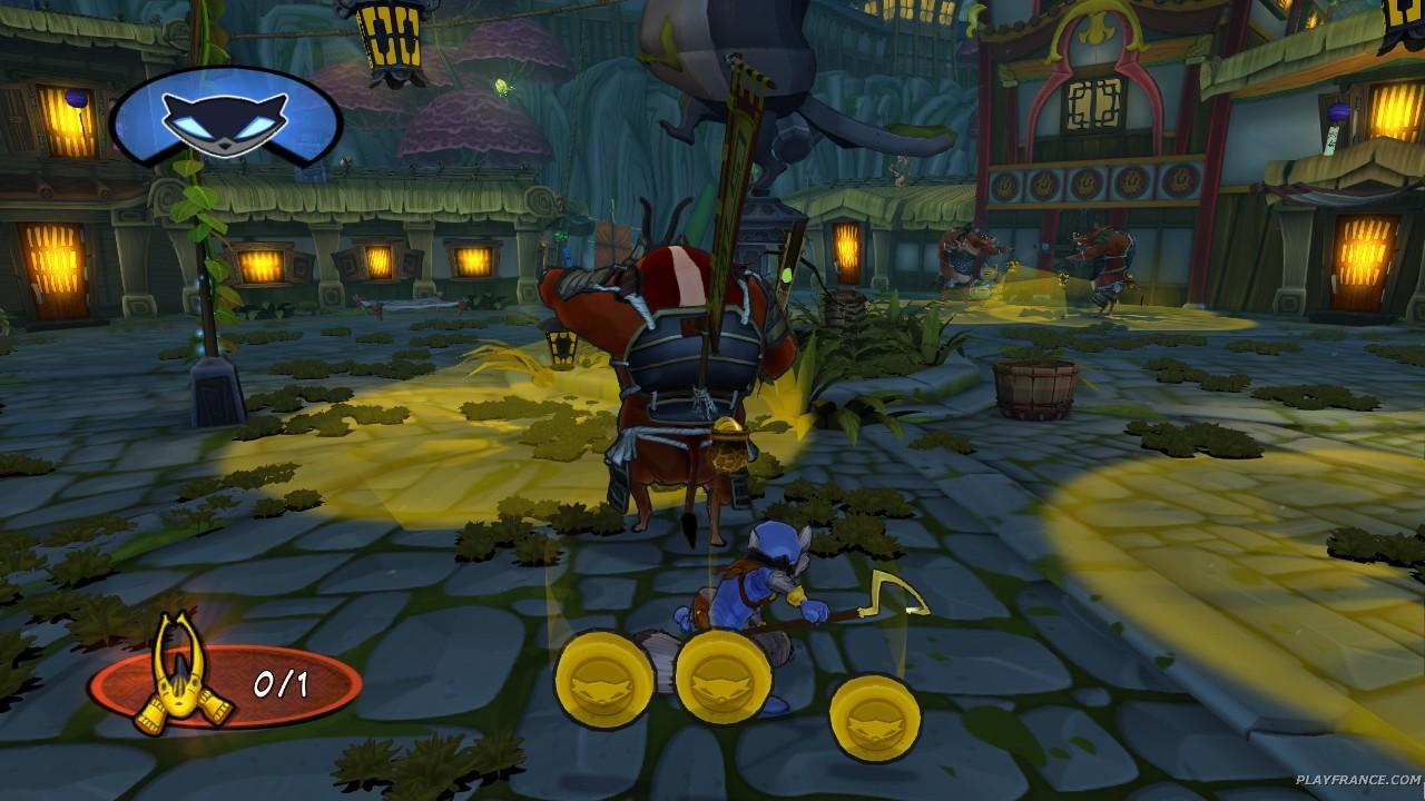 Image12 de Sly Cooper : Thieves in Time