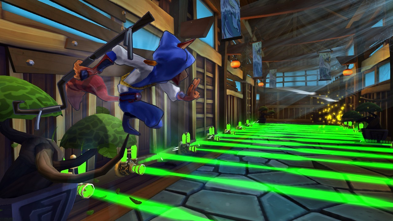 Image7 de Sly Cooper : Thieves in Time
