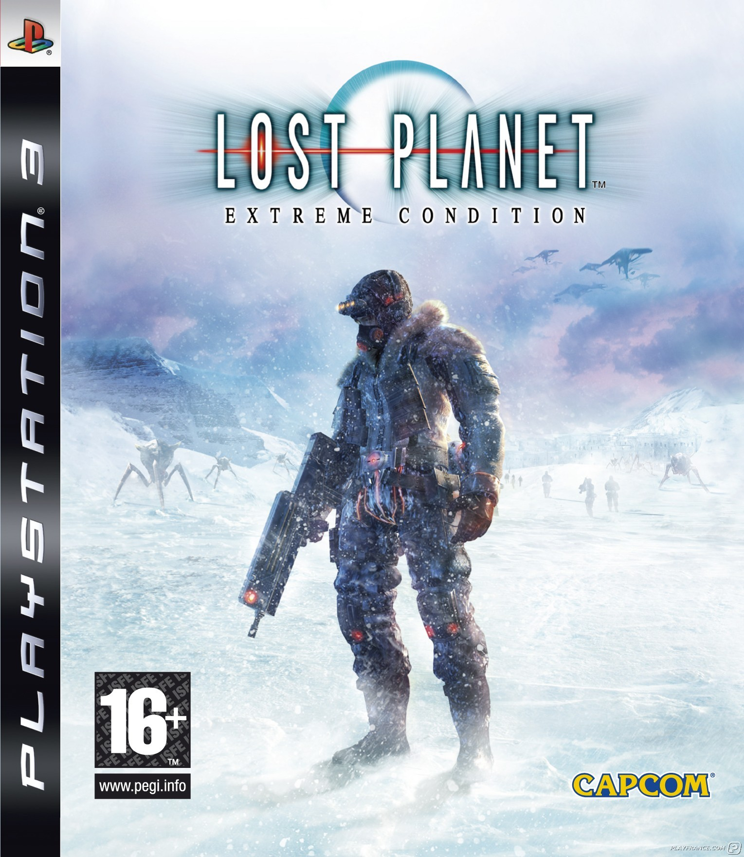 Artwork7 de Lost Planet - galerie