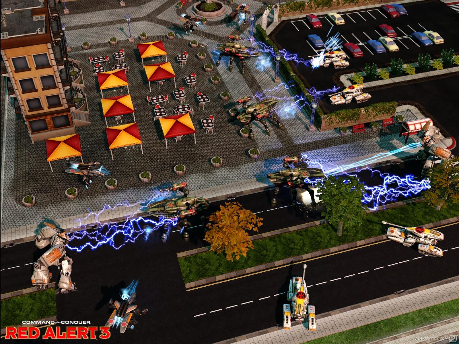 Image20 de Command & Conquer : Alerte Rouge 3 - galerie