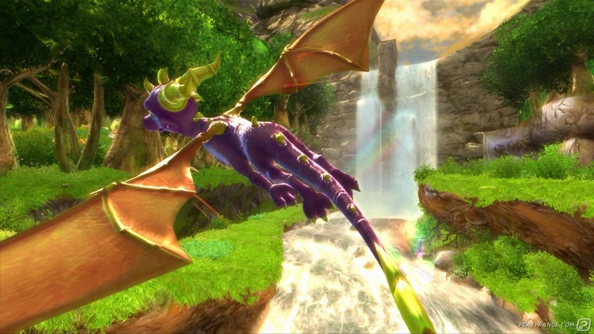 Image17 de Legend of Spyro : Dawn of the Dragon