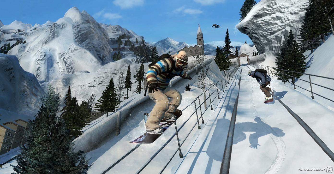 Image20 de Shaun White Snowboarding