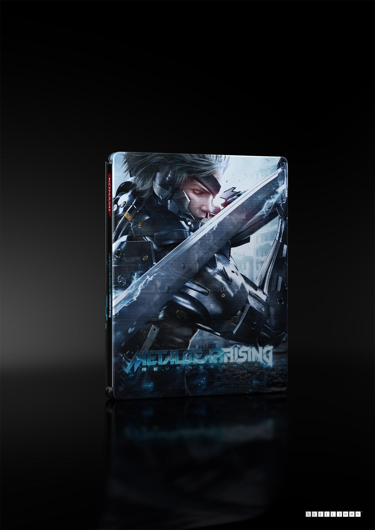 Artwork23 de Metal Gear Rising : Revengeance