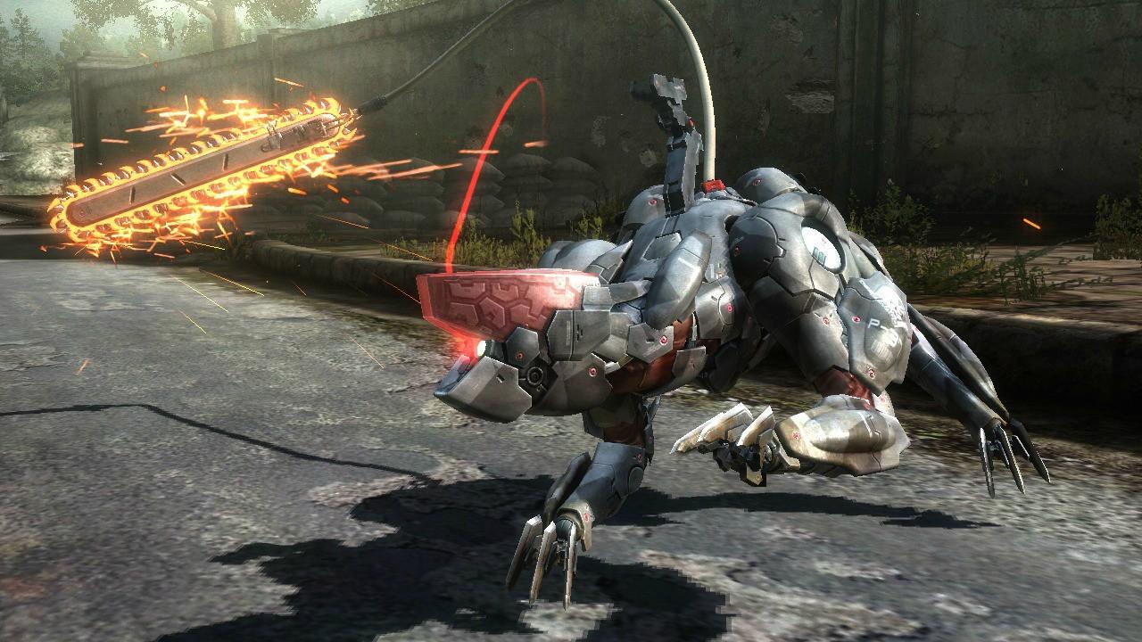Image49 de Metal Gear Rising : Revengeance