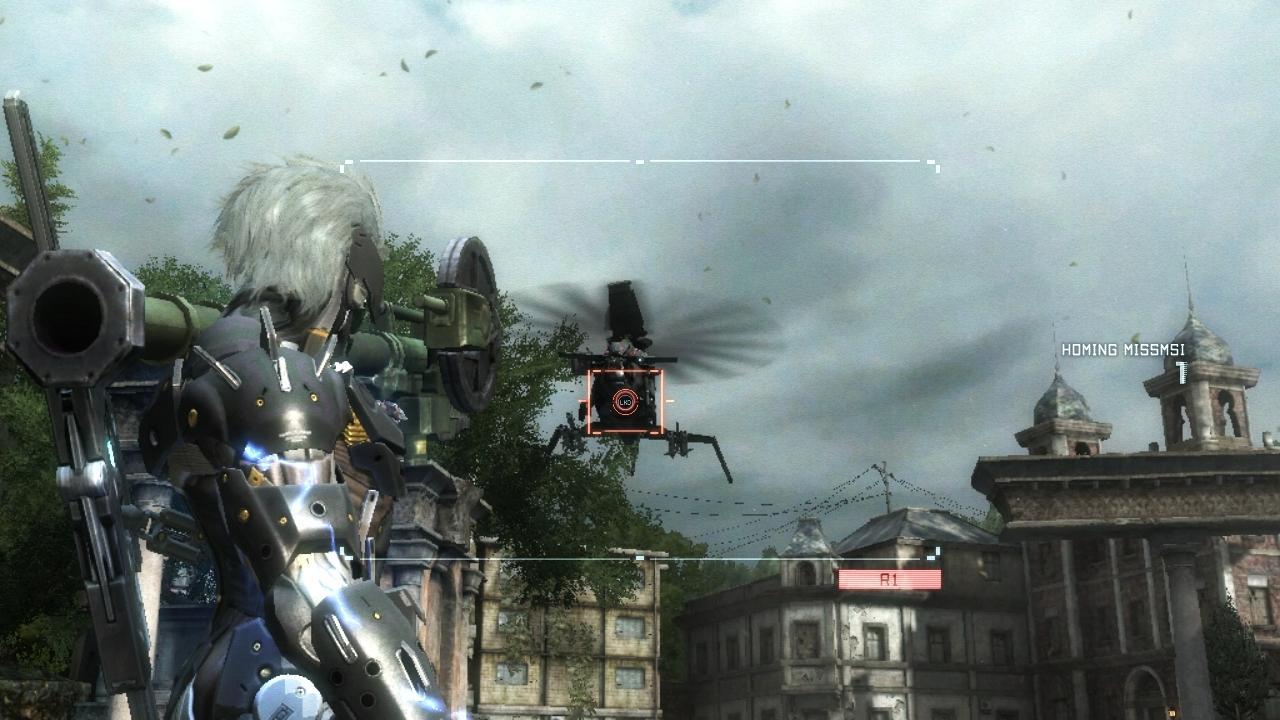 Image40 de Metal Gear Rising : Revengeance