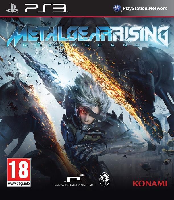 Metal Gear Rising : Revengeance - 86