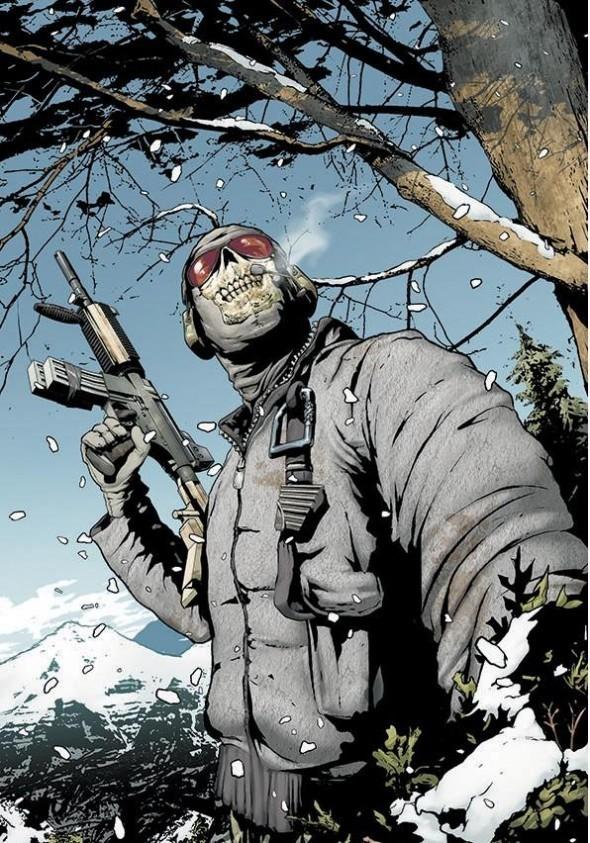 Программы COD6 MW2 - Call of Duty Тематический сайт, патчи, видео, скины, м