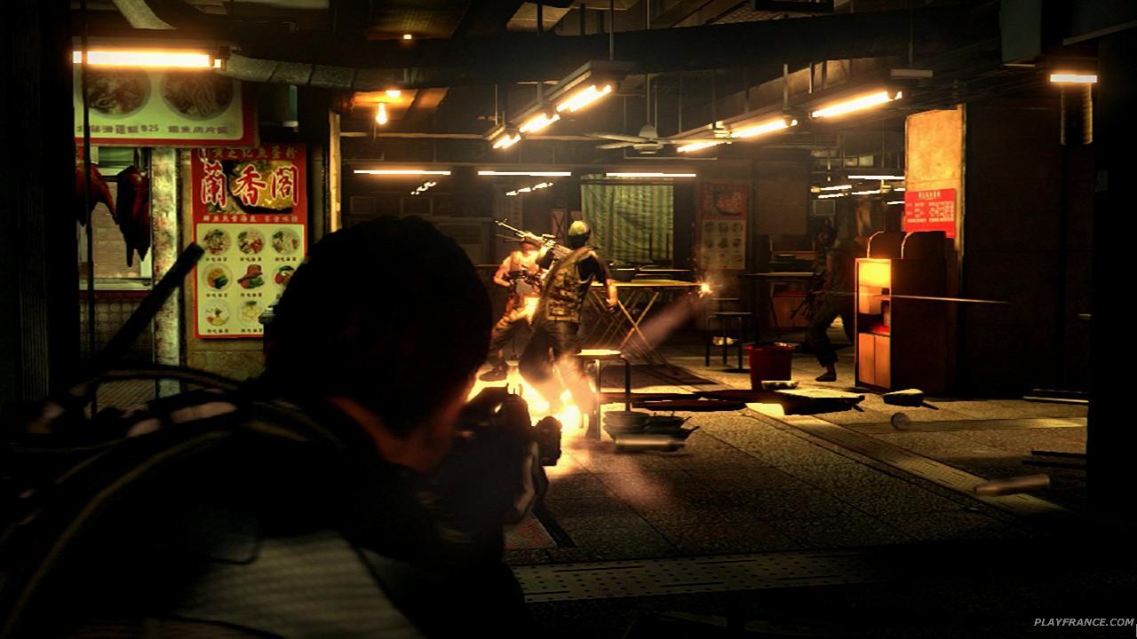Image17 de Resident Evil 6