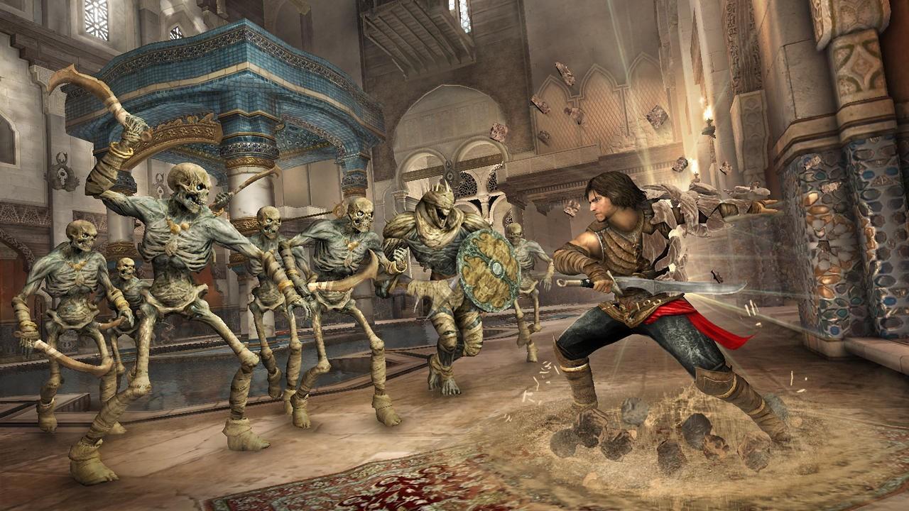 Image6 de Prince of Persia : Les Sables Oubliés