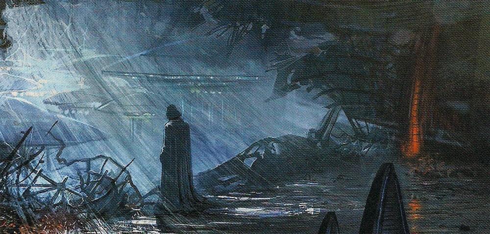 Artwork8 de Star Wars : Le Pouvoir de la Force 2