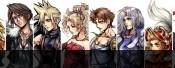Présentation de Dissidia Final Fantasy
