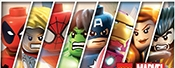 GamesCom 2013 � LEGO Marvel Super Heroes � Premier contact