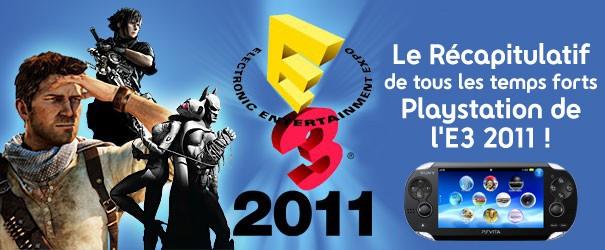 Bilan de l'E3 2011 - 1