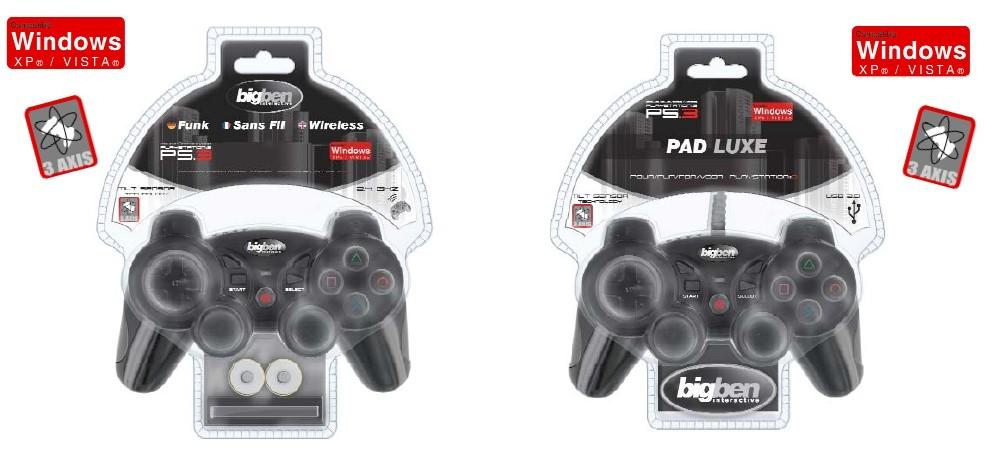 Pad para jugar a Tekken 0297