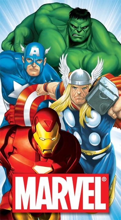 Communiqué] De nouveaux héros Marvel chez SEGA - 1
