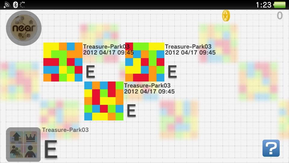 Image1 de [Planning] PSVita : l'appli gratuite Espace aux trésors est là
