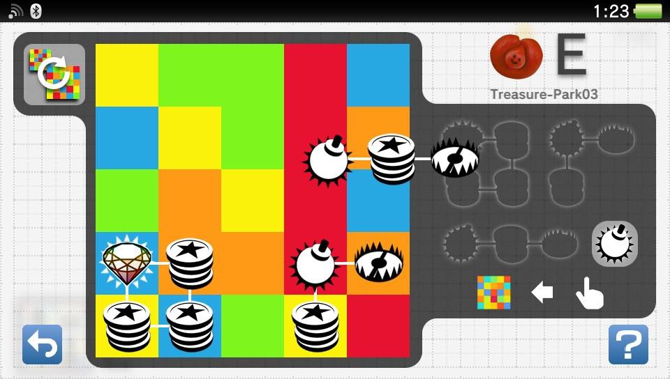 Image2 de [Planning] PSVita : l'appli gratuite Espace aux trésors est là
