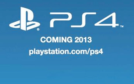 PlayStation 4 : PlayStation Europe confirme 2013 !