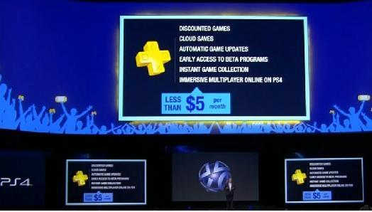 [Infos] PS4 : Jouer en ligne sera désormais payant - 1