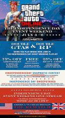 [Infos] GTA Online : l�Independence Day à l�honneur - 1