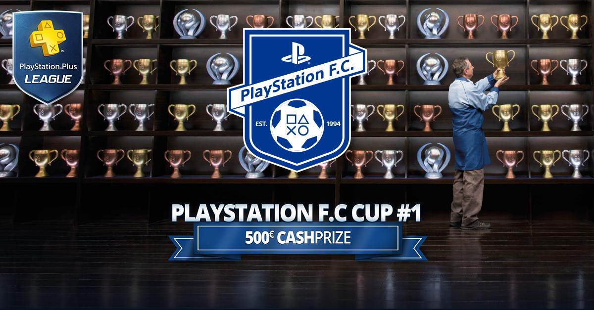 [Annonce] Participez au Playstation Football Club Cup - 1