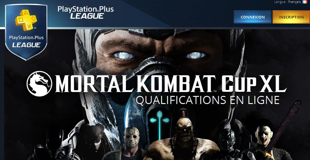 [Annonce] Mortal Kombat Cup XL - 1