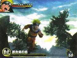 Image1 de Naruto revient sur PS2 !