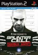 [Jaquette] Splinter Cell : Double Agent - 2