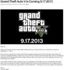 [Calendrier] GTA V sortira le 17 septembre 2013 - 3