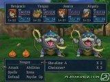 Dragon Quest : L'Odyss�e du Roi Maudit - Diversit� des coups